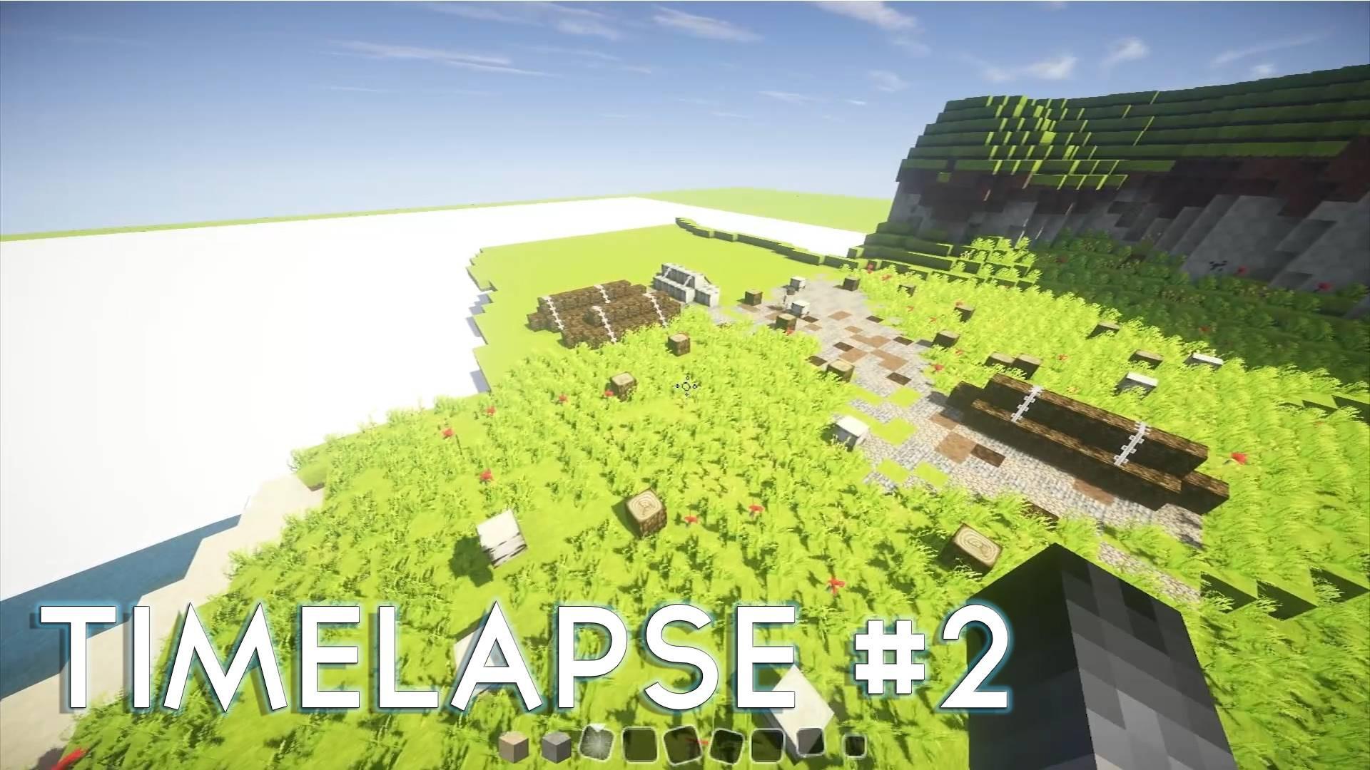 Timelapse 2 La map continue de grandir