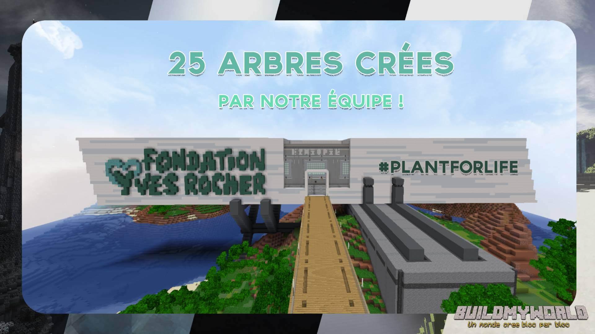 Evènement PlantForLife