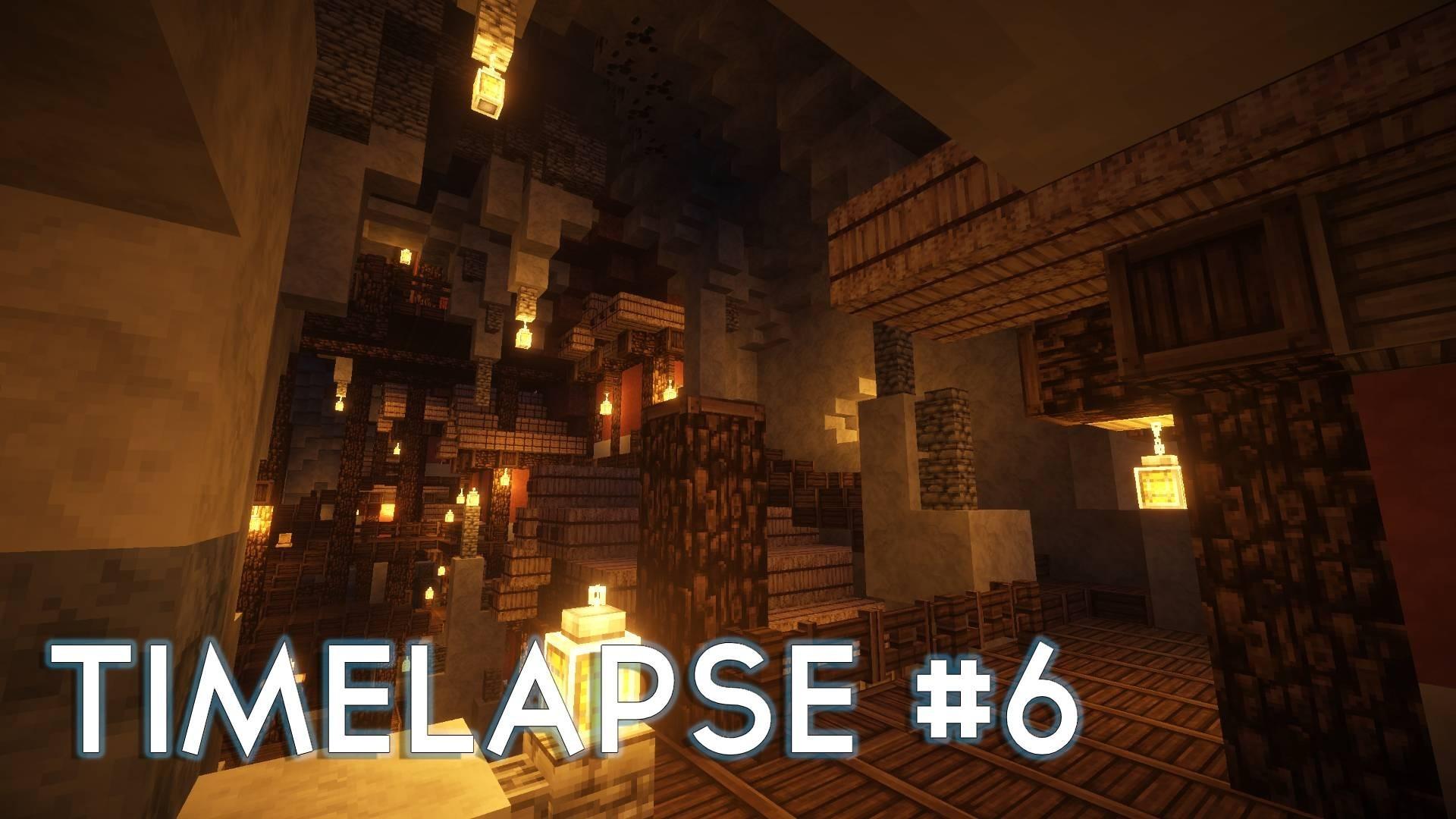 Timelapse 6 Le village perché de Rui
